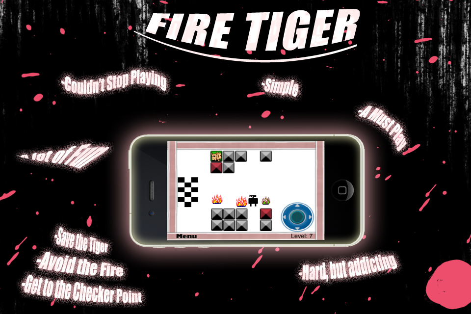 Screenshot Fire Tiger